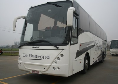Bus reisvogel